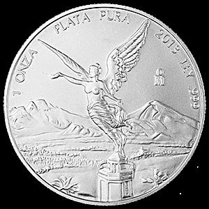 Mexican Silver Libertad 2013 - 1 oz