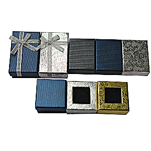 Gift Boxes - Small size and various designs