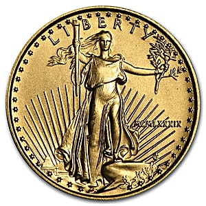 American Gold Eagle 1989 - 1 oz