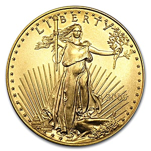 American Gold Eagle 2005 - 1 oz