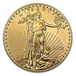 American Gold Eagle 2008 - 1 oz