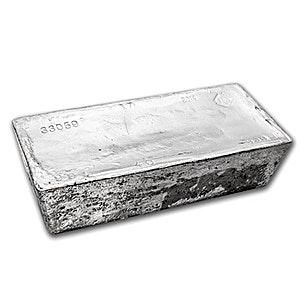 Heraeus Silver Bar - 974.746 oz