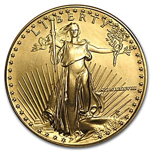 American Gold Eagle 1988 - 1 oz