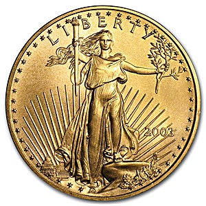 American Gold Eagle 2003 - 1 oz