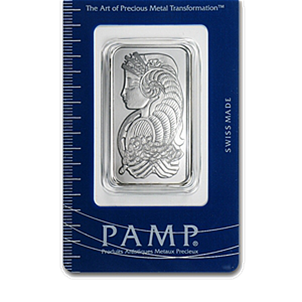 PAMP Palladium Bar - 1 oz