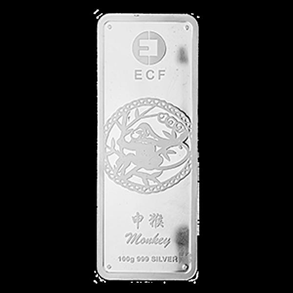 Excelsior Capital Finance Silver Bar - 100 g