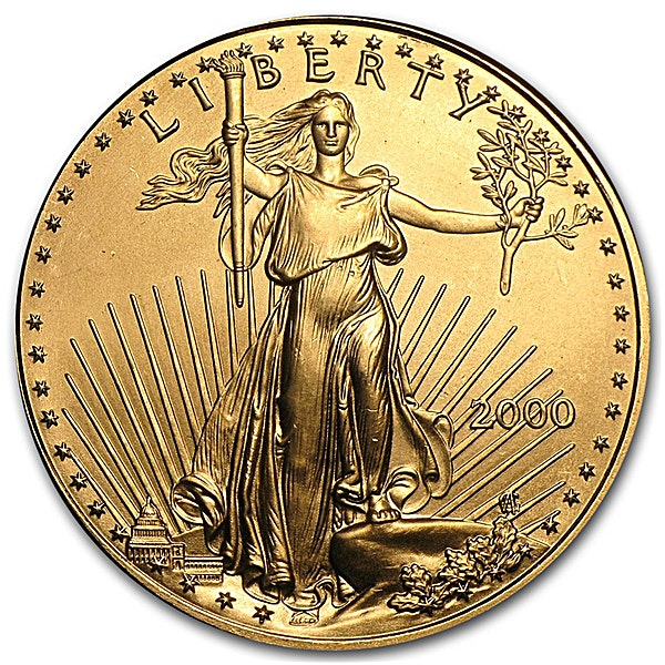 American Gold Eagle 2000 - 1 oz