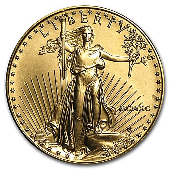 American Gold Eagle 1990 - 1 oz