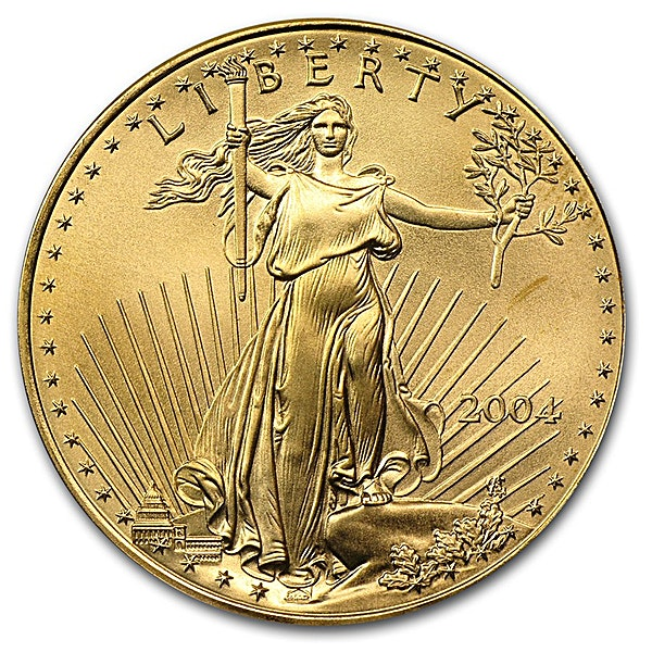 American Gold Eagle 2004 - 1 oz