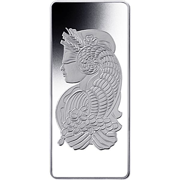 PAMP Silver Bar - Minted - 500 g
