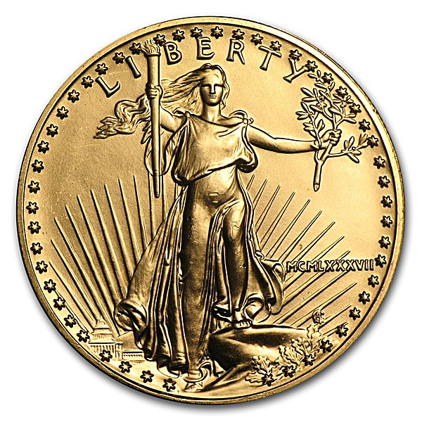 American Gold Eagle 1987 - 1 oz