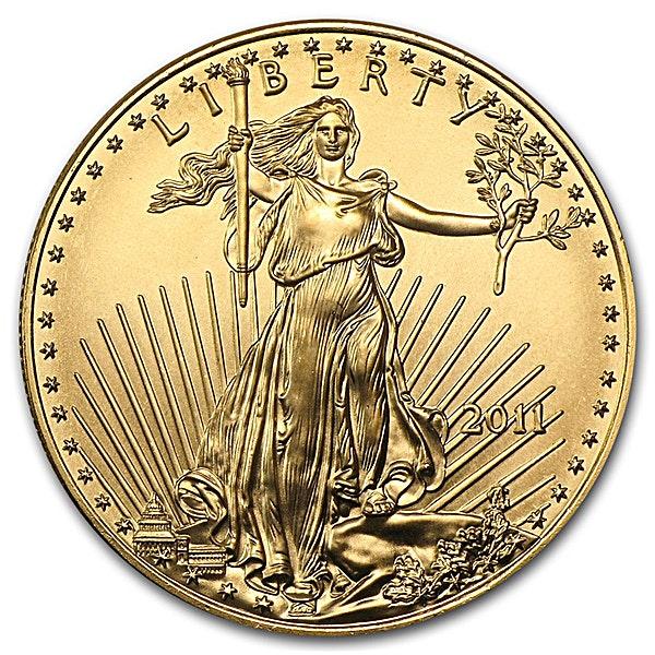American Gold Eagle 2011 - 1 oz