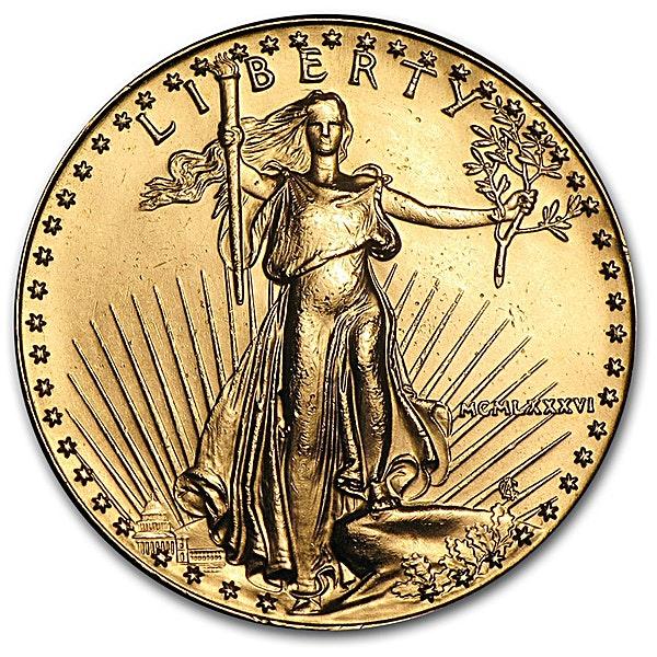 American Gold Eagle 1986 - 1 oz