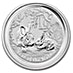 Australian Silver Lunar Series 2011 - Year of the Rabbit - 1 kg thumbnail