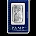 PAMP Palladium Bar - 1 oz thumbnail