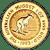 Australian Gold Kangaroo Nugget 1993 - 1 oz thumbnail