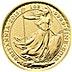 United Kingdom Gold Britannia 2015 - 1 oz thumbnail