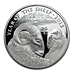 United Kingdom Lunar Silver Coin 2015 - Year of the Sheep - Proof - With box & COA - 1 oz thumbnail
