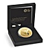 United Kingdom Lunar Gold Plated Silver Coin 2015 - Year of the Sheep - Proof - With box & COA  - 1 oz thumbnail