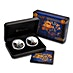 Australian Silver Lunar Series 2015 - Good Fortune Proof Set - 2 coins of 1 oz with Box and COA thumbnail