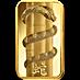 PAMP Lunar Series 2013 Gold Bar - Year of the Snake - 5 g thumbnail