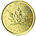 Canadian Gold Maple 2015 - 1/2 oz thumbnail