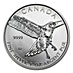 Canadian Red Tailed Hawk 2015 - 1 oz thumbnail