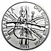 United Kingdom Silver Britannia  2011 - Circulated in Good Condition - 1 oz  thumbnail