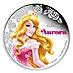 Niue 2015 Silver Disney Princess Aurora - 1 oz thumbnail