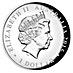Australian Silver High Relief Kookaburra 25th Anniversary Proof 2015 - 1 oz  thumbnail