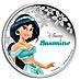 Niue 2015 Silver Disney Princess Jasmine - 1 oz thumbnail