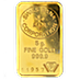 Gold Bar - Various Brands - LBMA - 5 g thumbnail