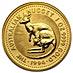 Australian Gold Kangaroo Nugget 1994 - 1 oz thumbnail