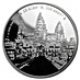 Niue 2015 Silver Forgotten Cities Angkor Wat - 1 oz thumbnail
