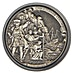 Journeys of Discovery - Christopher Columbus - Circulated in good condition - 2 oz thumbnail
