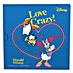 Niue Silver Crazy in Love 2016 - Donald and Daisy - 1 oz thumbnail