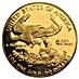 American Gold Eagle 1986 - Proof - 1 oz thumbnail