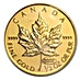 Canadian Gold Maple 1999 - 1/2 oz - 20 years ANS Privy thumbnail