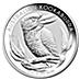 Australian Silver Kookaburra 2012 - 1 oz  thumbnail