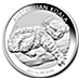 Australian Silver Koala 2012 - 1 oz thumbnail