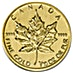 Canadian Gold Maple Various Years - 1/10 oz thumbnail