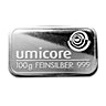 Umicore Group Silver Bar - 100 g