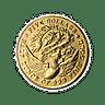 Singapore Phoenix Gold Coin 1984 - 1/2 oz