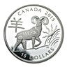 Canadian Silver $15 Lunar Year of the Sheep Proof - With box & COA - 2015 - 1 oz