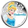 Niue 2015 Silver Disney Princess Cinderella - 1 oz
