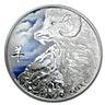 Niue 2015 Silver Colourized Lunar Goat - 1 oz