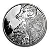Niue 2015 Silver Lunar Goat - 1 oz