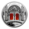 Niue Silver Art that changed the world 2014  - Romanesque  - 3 oz