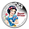 Niue 2015 Silver Disney Princess Snow White - 1 oz