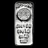 Emirates Silver Bar - 1 kg